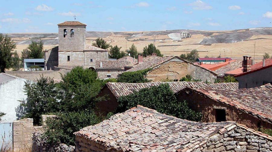 Hornillos del Camino, Burgos, Camino Francés :: Guía del Camino de Santiago