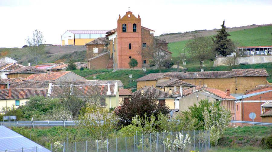 Ledigos, Palencia, Camino Francés :: Guía del Camino de Santiago