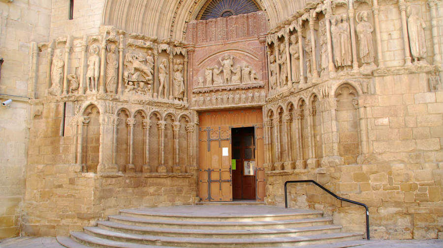 Iglesia de San Bartolomé, Logroño, La Rioja, Camino Francés :: Guía del Camino de Santiago