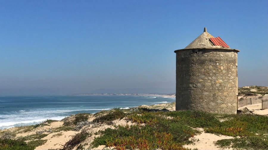 Marinhas, Portugal - Camino de Santiago Portugués por la Costa :: Guía del Camino de Santiago