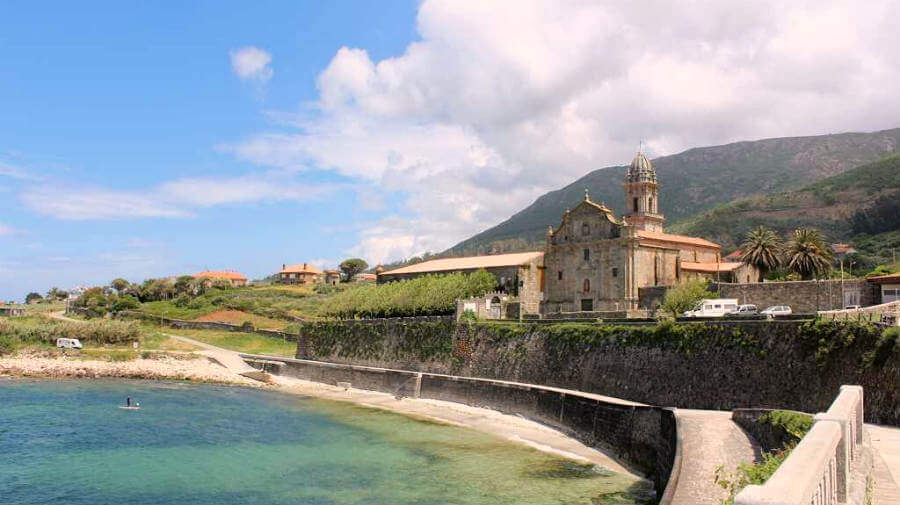 Mougás, Pontevedra, Camino de Santiago Portugués por la Costa :: Albergues del Camino de Santiago