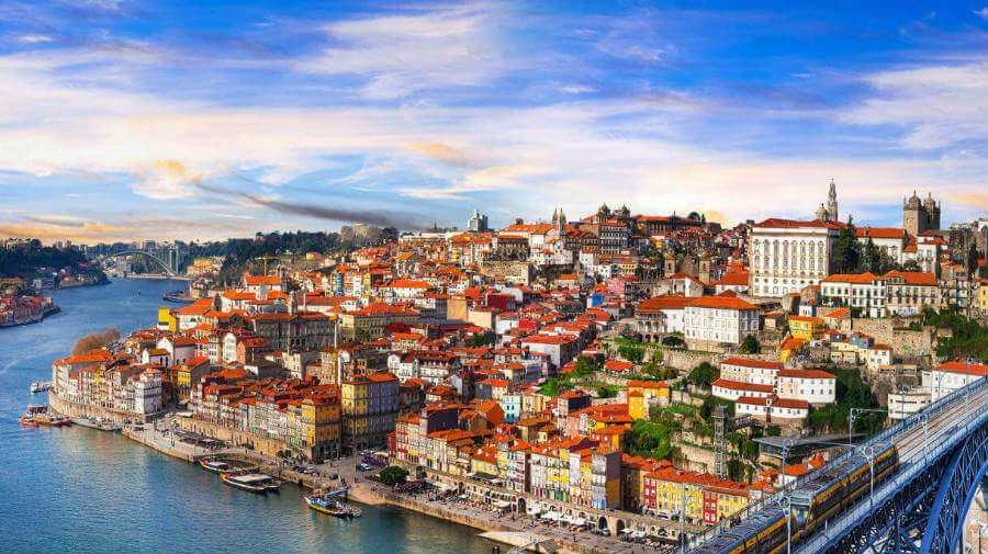 Oporto, Camino de Santiago Portugués por la Costa :: Guía del Camino de Santiago