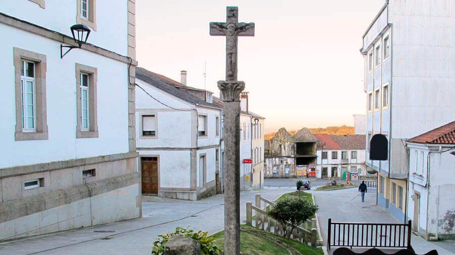 Palas de Rei, Lugo, Camino Francés :: Guía del Camino de Santiago