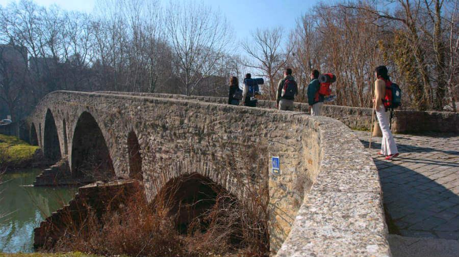 Pamplona, Navarra - Camino Francés :: Guía del Camino de Santiago