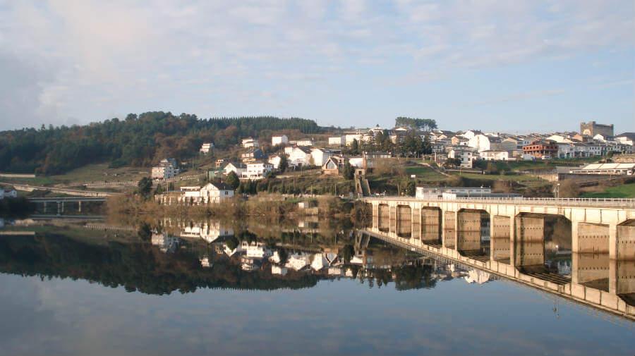 Portomarín, Lugo, Camino Francés :: Albergues del Camino de Santiago