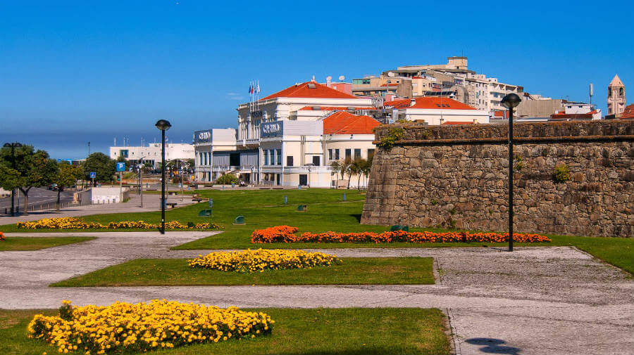 Póvoa de Varzim, Portugal, Camino de Santiago Portugués por la Costa :: Albergues del Camino de Santiago