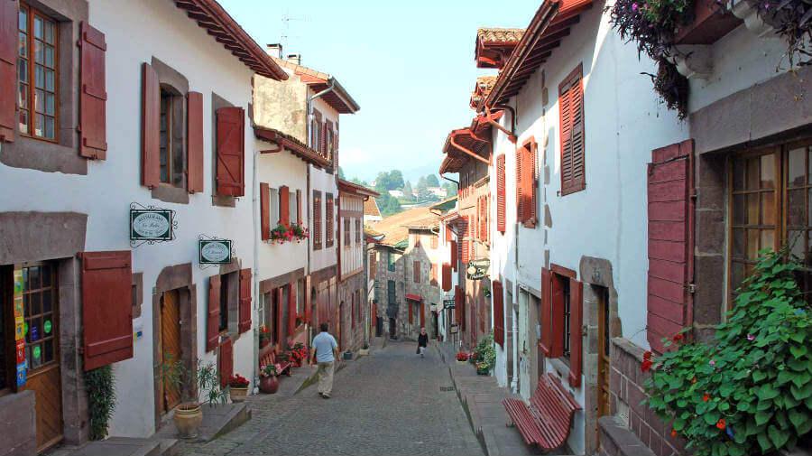 Saint Jean Pied de Port, Francia, Camino Francés :: Albergues del Camino de Santiago