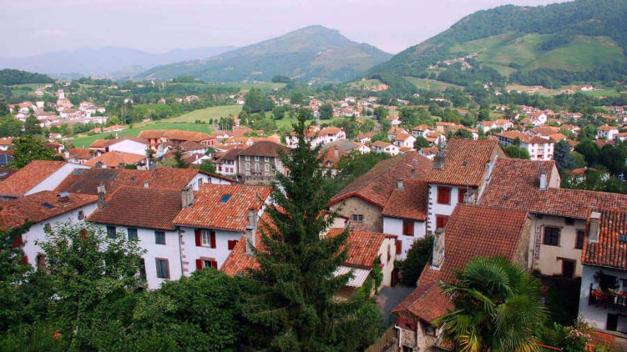 Saint Jean Pied de Port, Francia, Camino Francés :: Guía del Camino de Santiago
