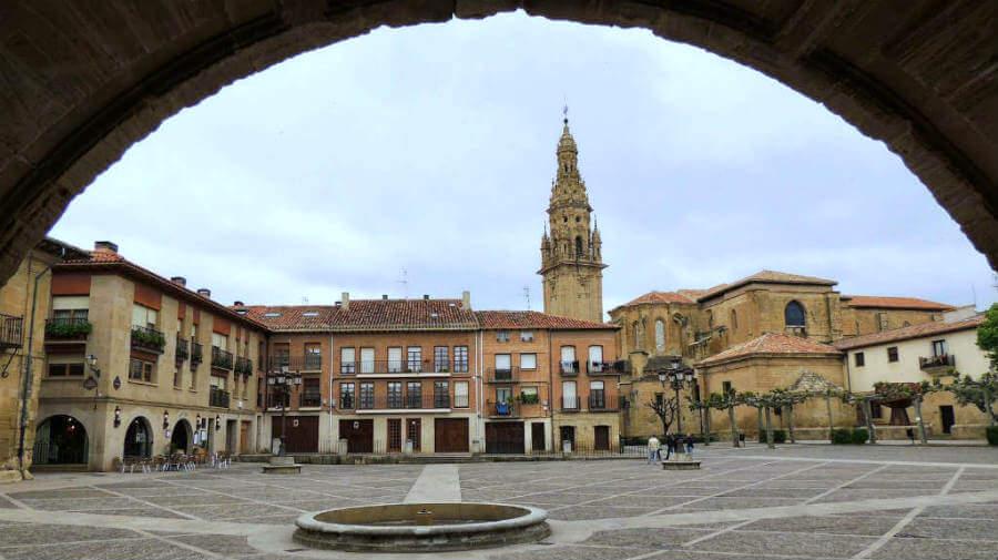 Santo Domingo de la Calzada, La Rioja, Camino Francés :: Guía del Camino de Santiago