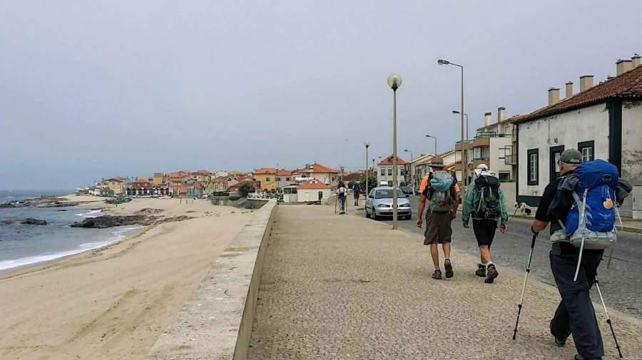 Vila Chã, Portugal - Camino Portugués por la Costa :: Albergues del Camino de Santiago