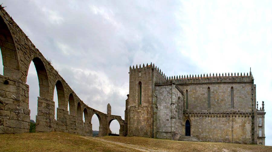 Monasterio de Santa Clara, Vila do Conde, Portugal :: Albergues del Camino de Santiago