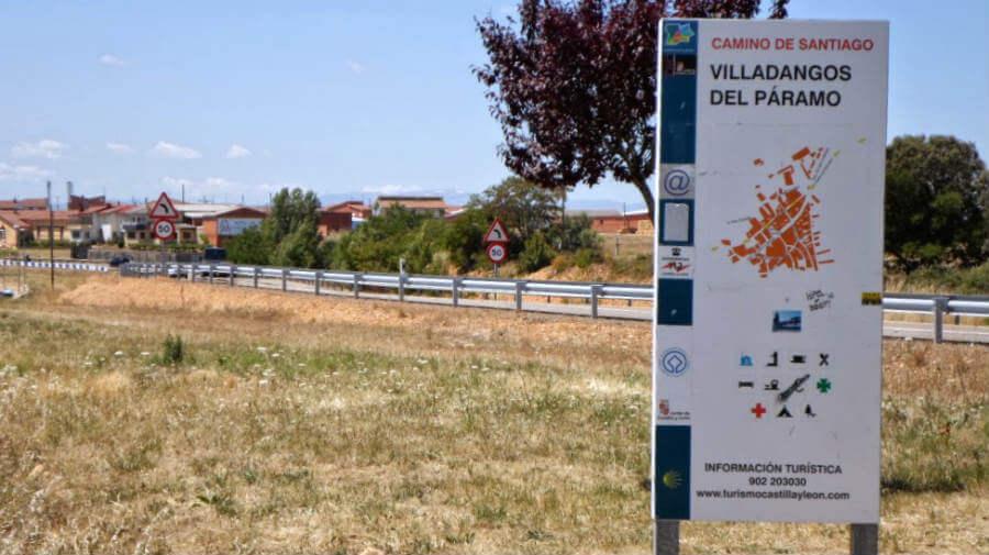 Villadangos del Páramo, León, Camino Francés :: Albergues del Camino de Santiago