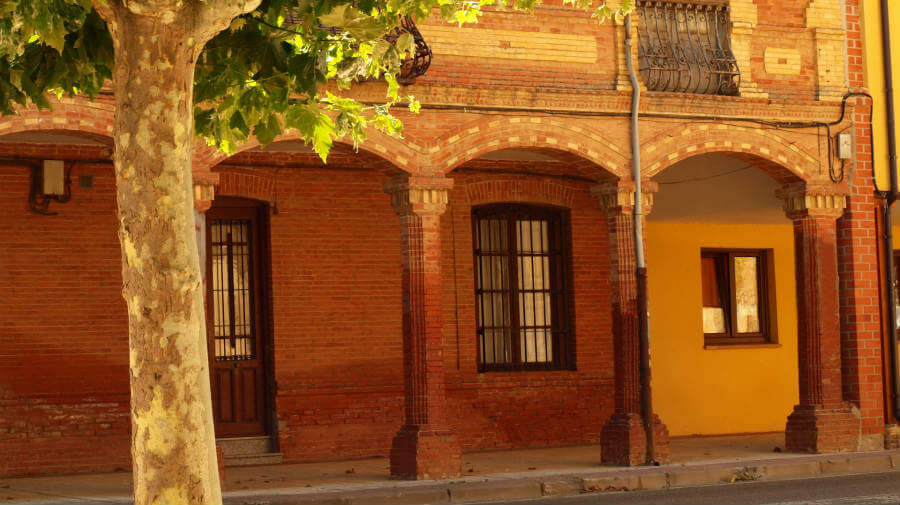 Albergue Luz de Frómista, Frómista, Palencia - Camino Francés :: albergues del Camino de Santiago