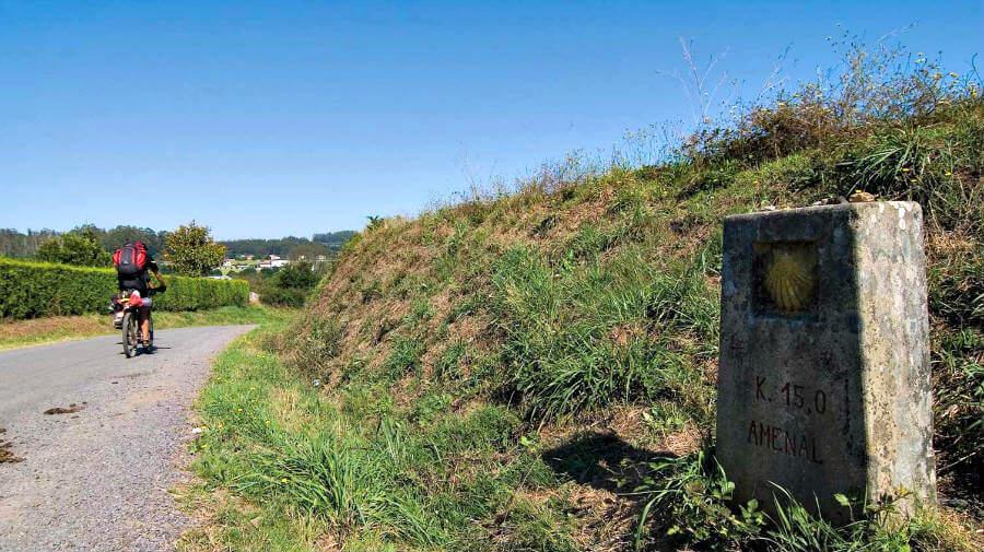 Amenal, La Coruña - Camino Francés (Etapa de Arzúa a Monte do Gozo) :: Guía del Camino de Santiago