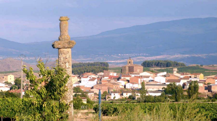 Vsita de Azofra, La Rioja - Camino Francés (Etapa de Logroño a Nájera) :: Guía del Camino de Santiago
