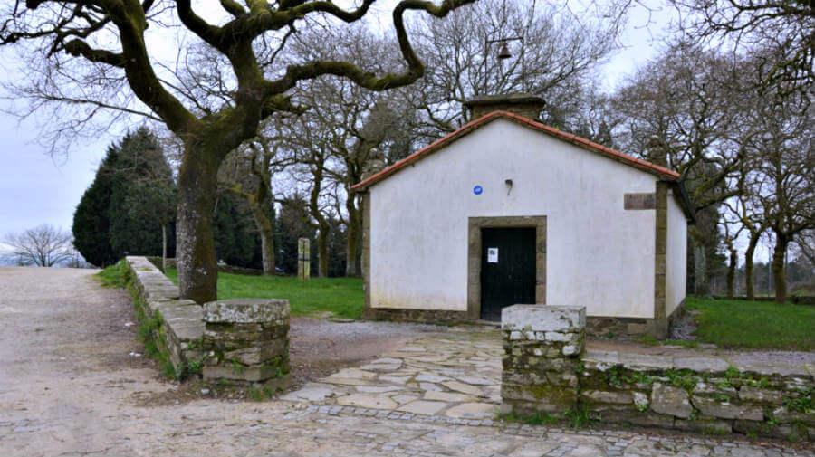 Capilla de San Marcos, Monte do Gozo, La Coruña - Camino Francés (Etapa de Arzúa a Monte do Gozo) :: Guía del Camino de Santiago