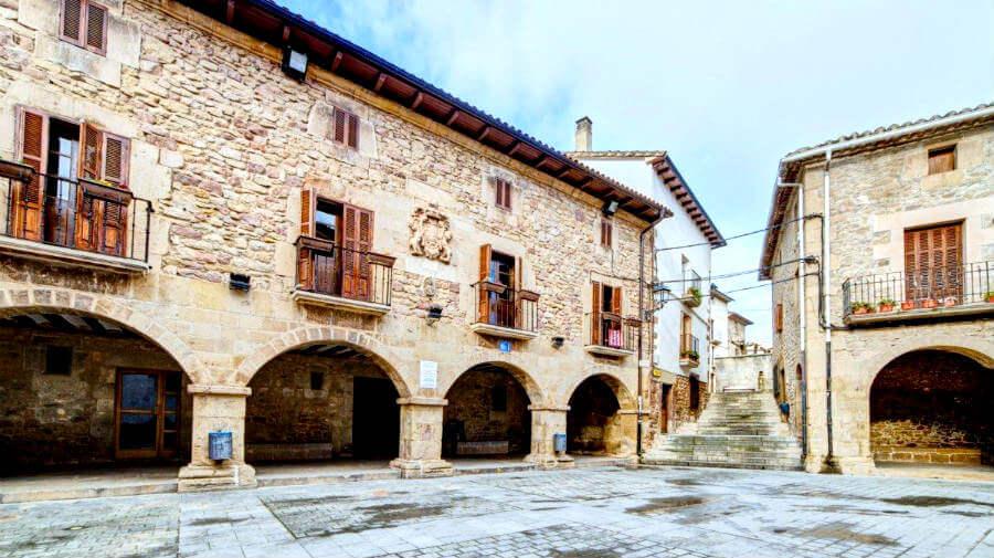 Cirauqui, Navarra, Camino Francés :: Albergues del Camino de Santiago