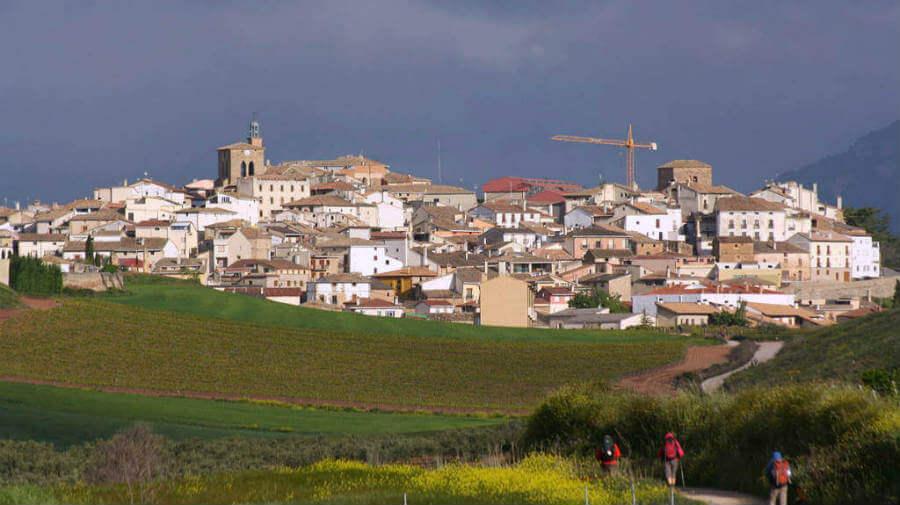 Cirauqui, Navarra - Camino Francés :: Guía del Camino de Santiago
