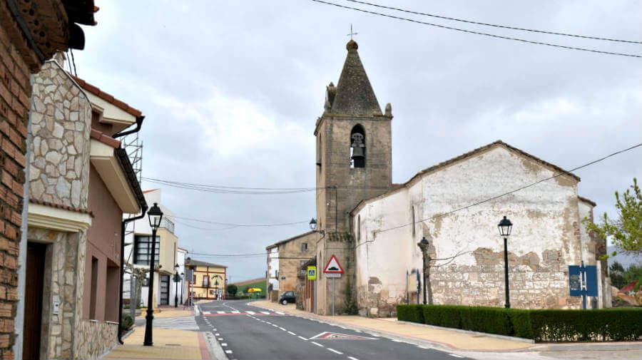 Cirueña, La Rioja - Camino Francés (Etapa de Nájera a Santo Domingo de la Calzada) :: Guía del Camino de Santiago