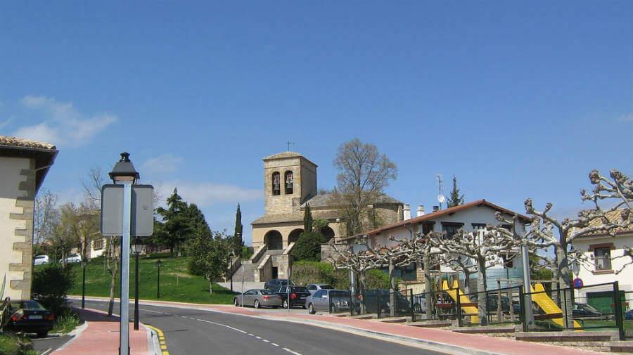 Cizur Menor, Navarra - Camino Francés :: Guía del Camino de Santiago