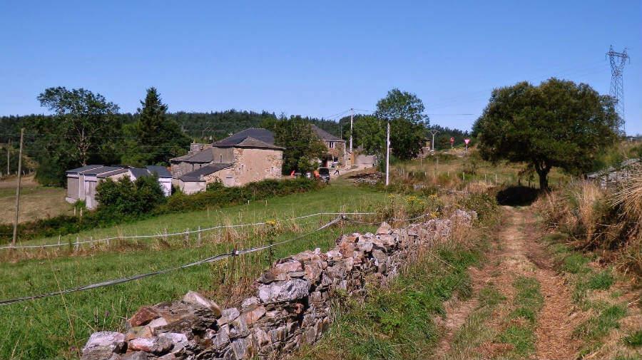 Fonfría, Lugo, Camino Francés :: Guía del Camino de Santiago