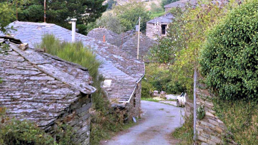 Fonfría, Lugo, Camino Francés :: Albergues del Camino de Santiago