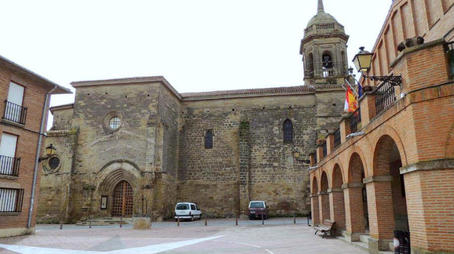 Iglesia parroquial de San Juan Bautista, Grañón, La Rioja - Camino Francés (Etapa de Santo Domingo de la Calzada a Belorado) :: Guía del Camino de Santiago