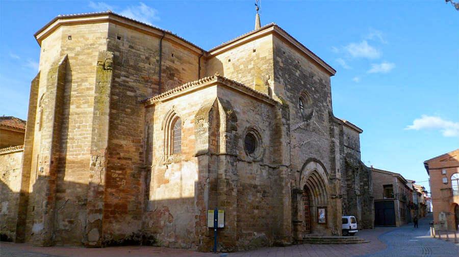 Grañón, La Rioja - Camino Francés (Etapa de Santo Domingo de la Calzada a Belorado) :: Guía del Camino de Santiago