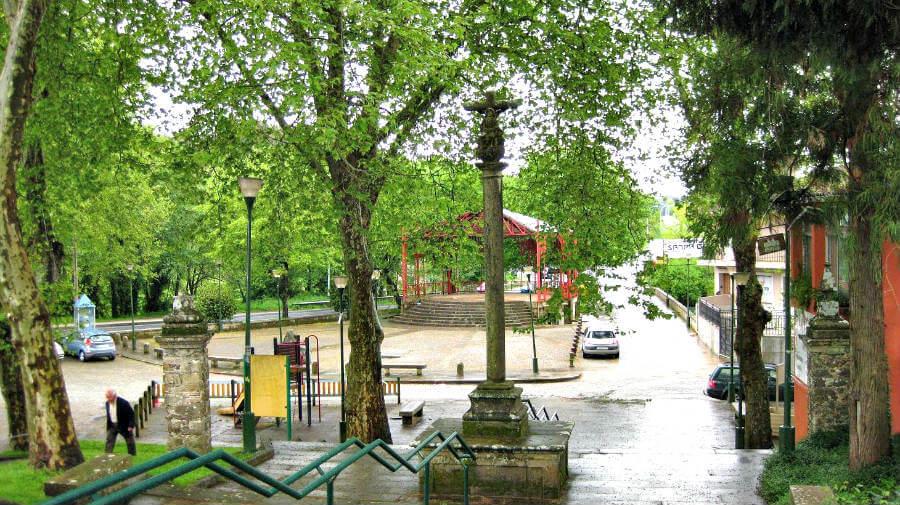 Lavacolla, La Coruña - Camino Francés (Etapa de Arzúa a Monte do Gozo) :: Guía del Camino de Santiago