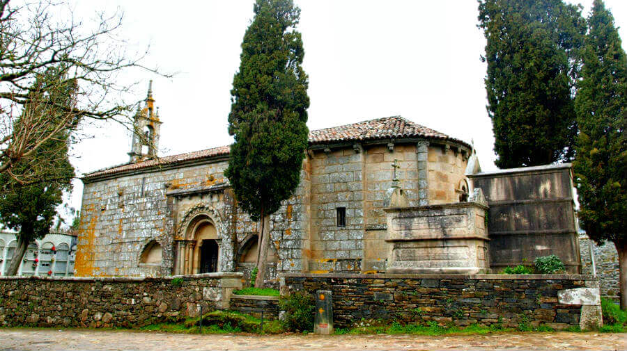 Melide, La Coruña, Camino Francés :: Guía del Camino de Santiago
