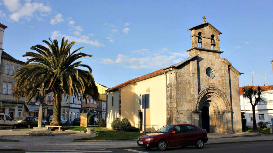 Melide, La Coruña - Camino Francés (Etapa de Palas de Rei a Arzúa) :: Guía del Camino de Santiago desde Sarria
