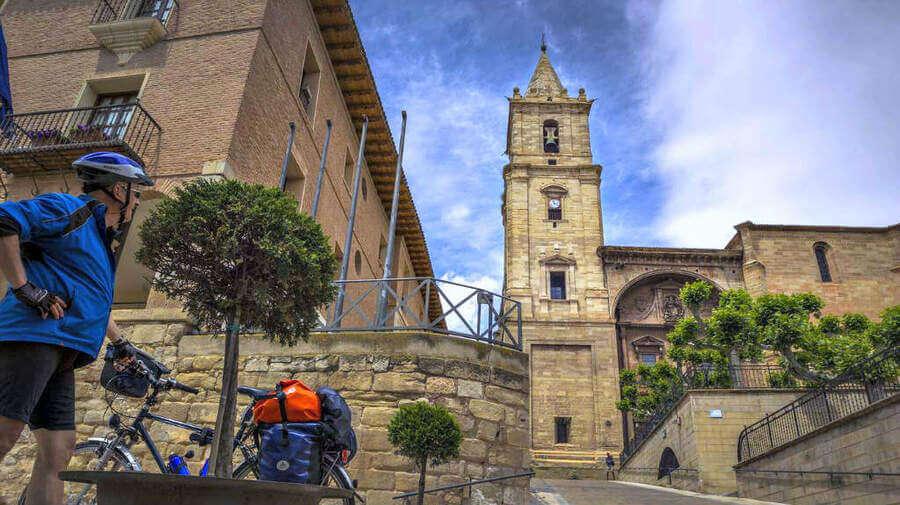 Iglesia de Nuestra Señora de la Asunción, Navarrete, La Rioja - Camino Francés (Etapa de Logroño a Nájera) :: Guía del Camino de Santiago