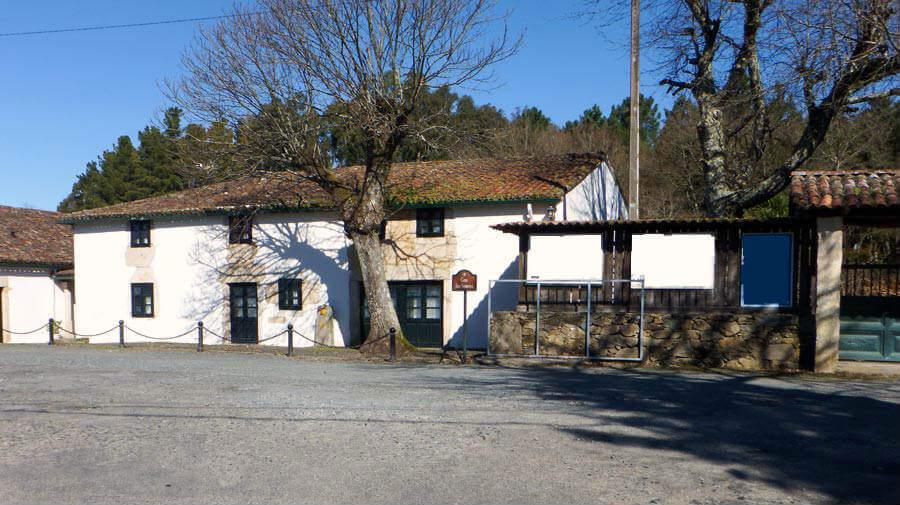O Coto, La Coruña - Camino Francés (Etapa de Palas de Rei a Arzúa) :: Guía del Camino de Santiago desde Sarria