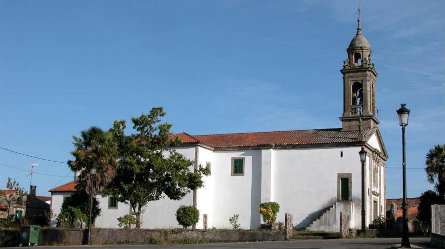 O Pedrouzo, La Coruña, Camino Francés :: Albergues del Camino de Santiago