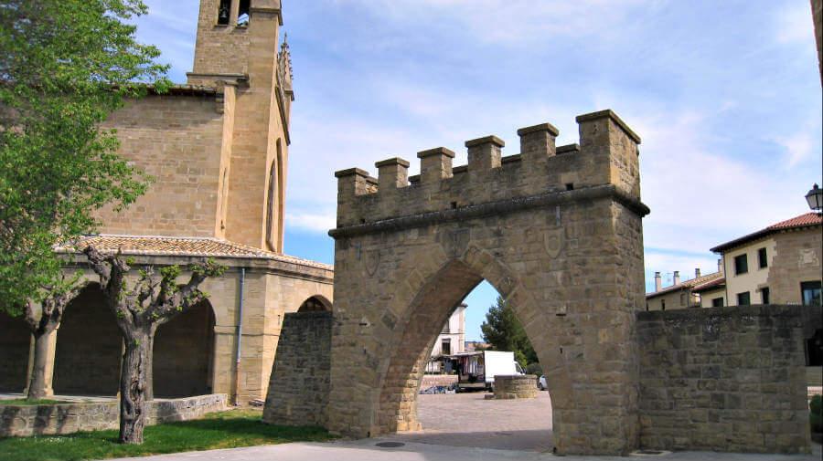 Obanos, Navarra, Camino Aragonés :: Guía del Camino de Santiago
