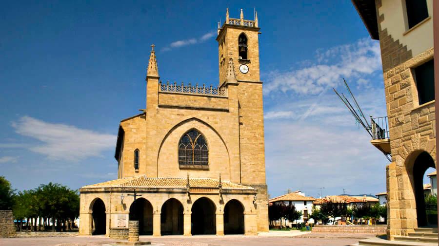 Obanos, Navarra - Camino Francés :: Guía del Camino de Santiago