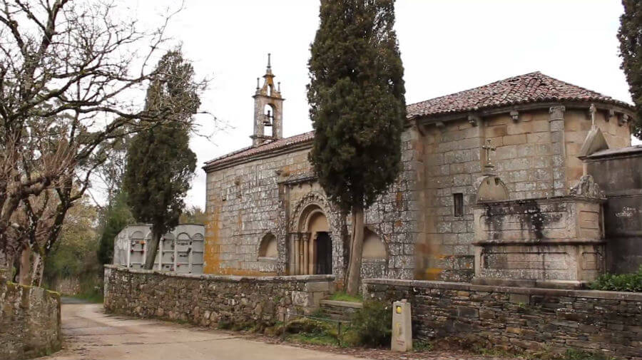 Pontecampaña, Lugo - Camino Francés (Etapa de Palas de Rei a Arzúa) :: Guía del Camino de Santiago desde Sarria