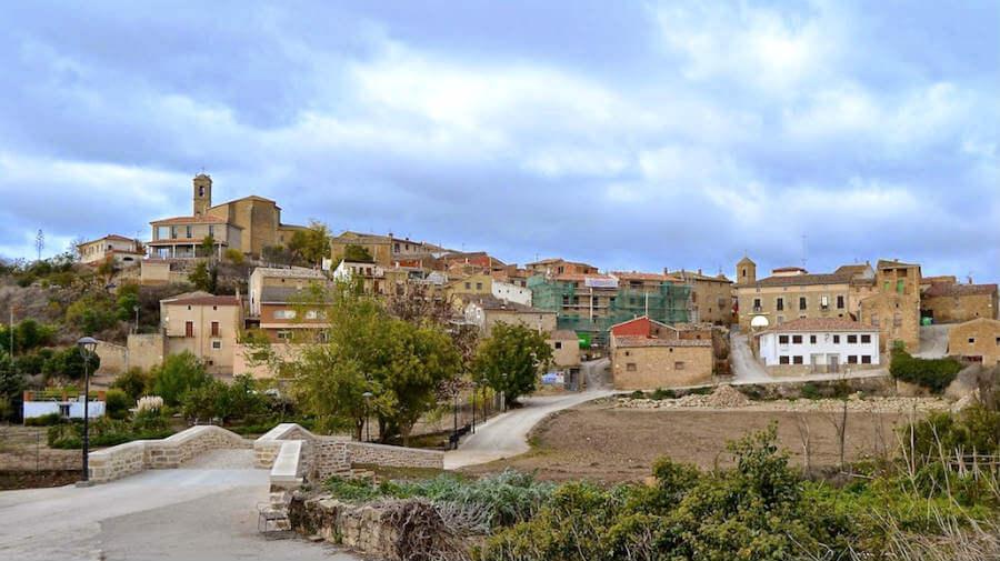 Torres del Río, Navarra - Camino Francés (Etapa de Los Arcos a Logroño) :: Guía del Camino de Santiago