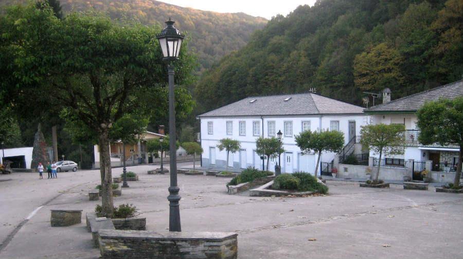 Triacastela, Lugo, Camino Francés :: Albergues del Camino de Santiago