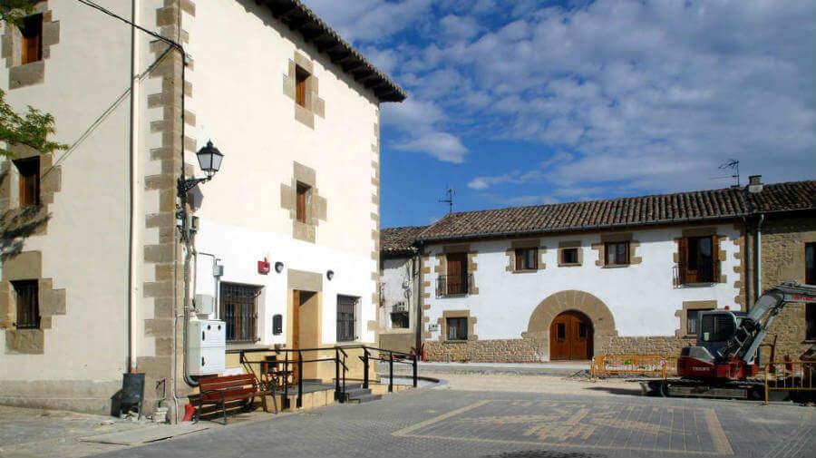 Uterga, Navarra - Camino Francés :: Guía del Camino de Santiago