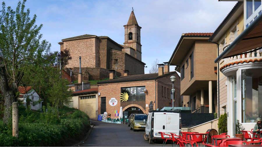 Ventosa, La Rioja - Camino Francés (Etapa de Logroño a Nájera) :: Guía del Camino de Santiago