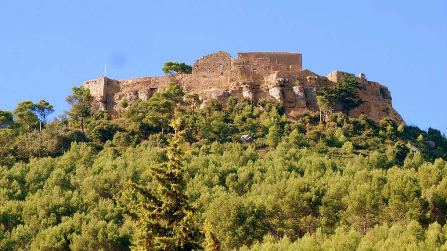 Castillo de Deio, Villamayor de Monjardín, Navarra - Camino Francés :: Guía del Camino de Santiago