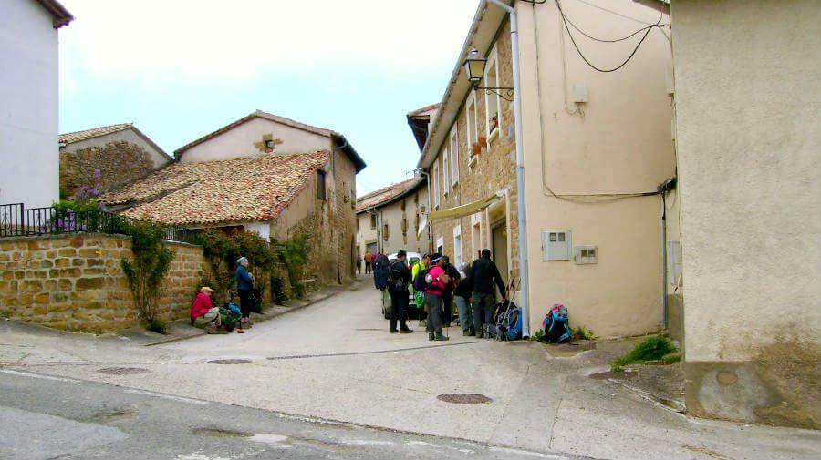 Zariquiegui, Navarra - Camino Francés :: Guía del Camino de Santiago