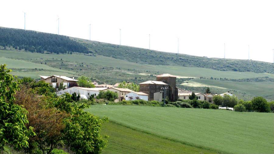 Zariquiegui, Navarra, Camino Francés :: Albergues del Camino de Santiago