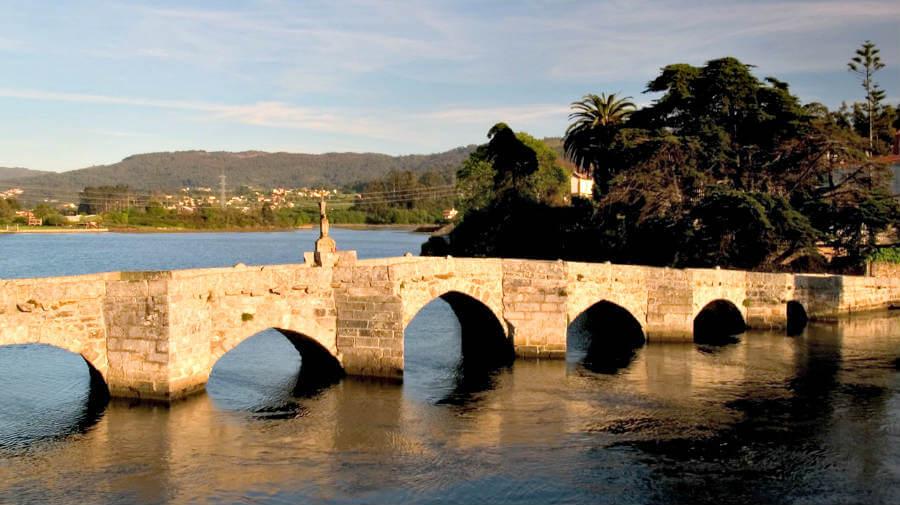 A Ramallosa, Pontevedra, Camino de Santiago Portugués por la Costa :: Guía del Camino de Santiago