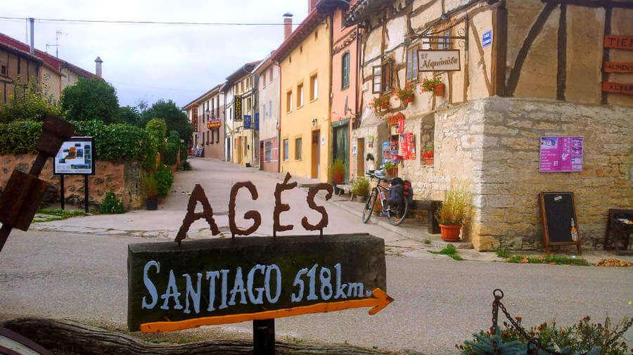 Agés, Burgos - Camino Francés (Etapa de San Juan de Ortega a Burgos) :: Albergues del Camino de Santiago