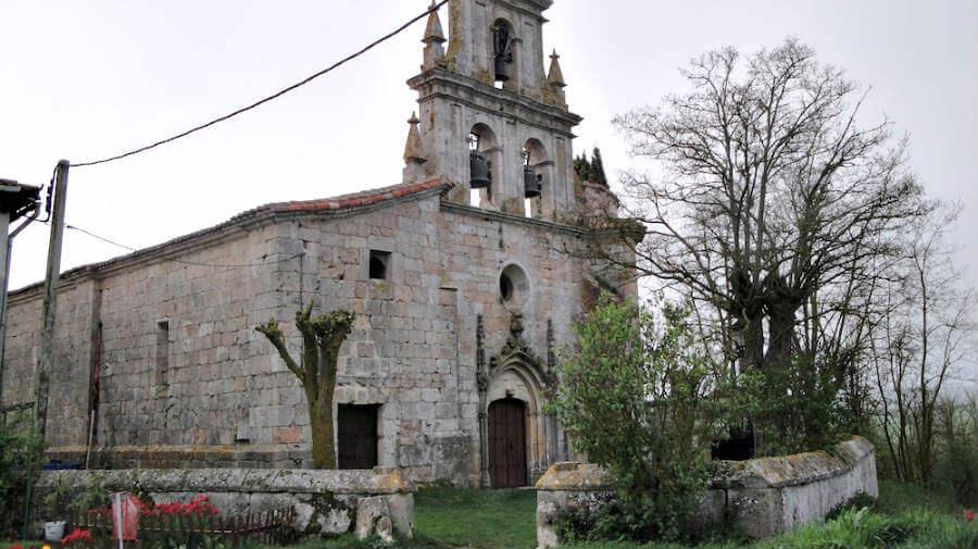 Agés, Burgos - Camino Francés (Etapa de San Juan de Ortega a Burgos) :: Guía del Camino de Santiago