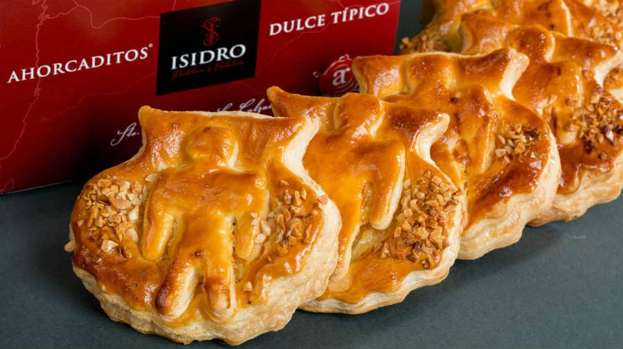 Ahorcaditos, dulce típico de Santo Domingo de la Calzada - Gastronomía en el Camino Francés :: Guía del Camino de Santiago
