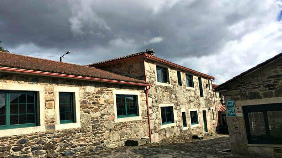 Albergue Casa Sabela, O Vilar de Remonde, Lugo - Camino Francés :: Albergues del Camino de Santiago