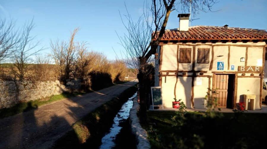 Albergue El Descanso de San Juan, San Juan de Ortega, Burgos - Camino Francés :: Albergues del Camino de Santiago